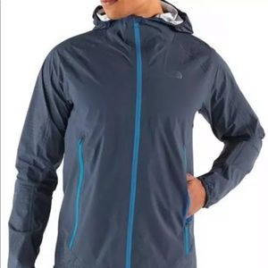 North Face Mens Stormy Trail windbreaker jacket